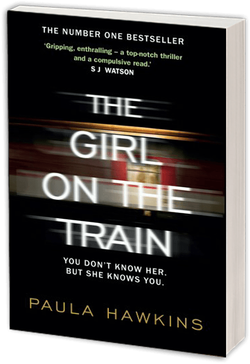 The Girl on the Train By Paula Hawkins - UK Hardcover
