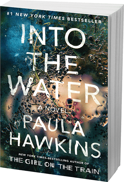 Into the Water By Paula Hawkins - US Hardcover
